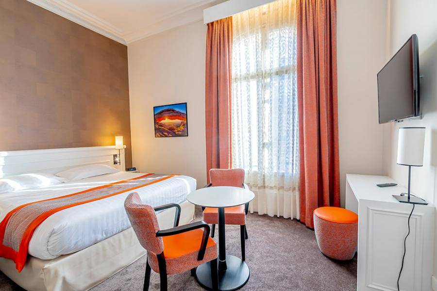 chambre d'hôtel orléans