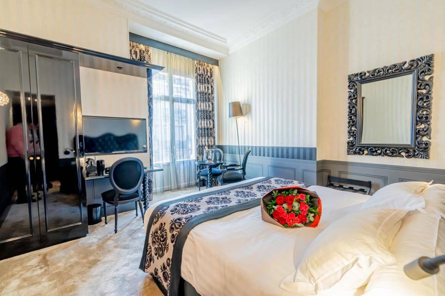chambre prestige hôtel 4 étoiles orléans