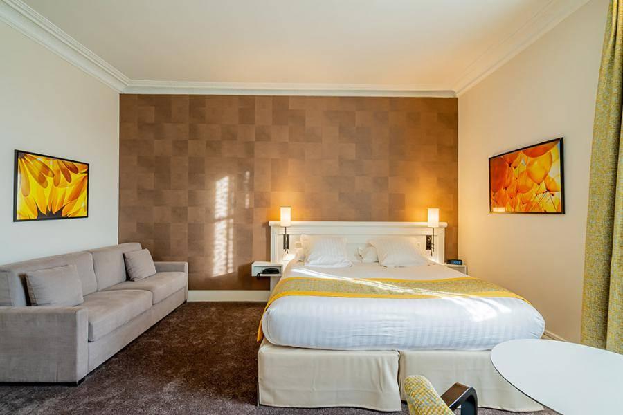 chambre d'hôtel 4 étoiles orléans