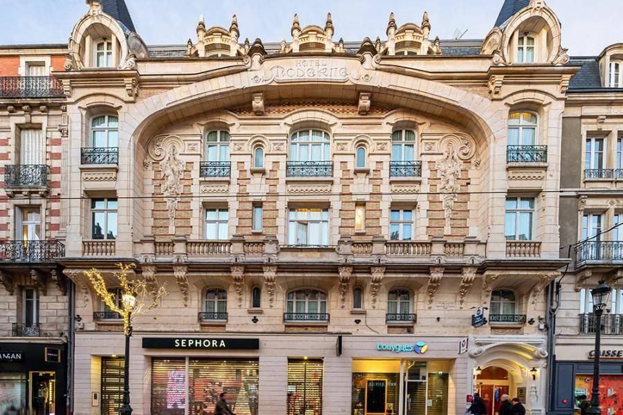 hôtel orléans gare
