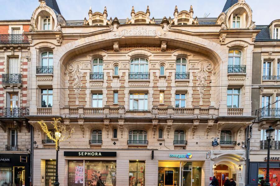 hôtel proche gare centre orléans