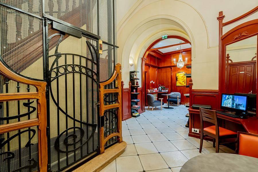 hôtel 4 étoiles centre-ville orléans